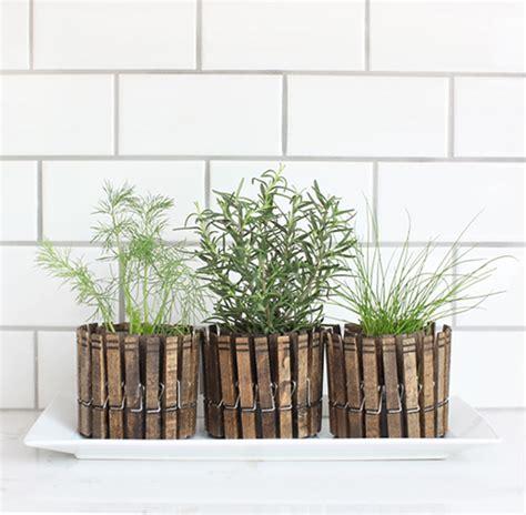 herb planter diy 12 ways to pimp your garden