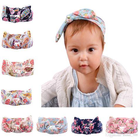 Lovely Baby Headband Bunny lovely bunny ear headband scarf band cotton bow