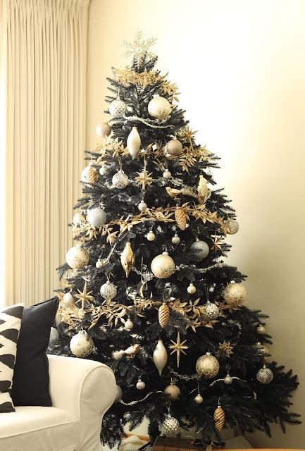 pictures of black and gold christmas tree treetopia s design council 2013 reichel broussard of copy cat chic treetopia