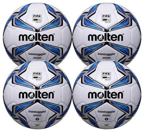 American Football Afrs Molten molten vg5000 4 football pack