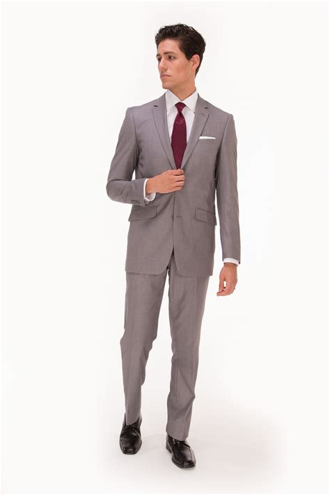 light grey toddler suit geno s formal affair light grey wedding suit