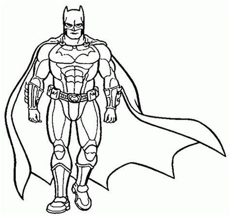 batman y robin para imprimir batman para colorear