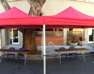 red awning rentals main star productions event rentals
