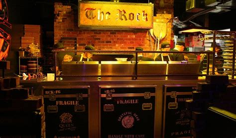 The Dining Room Rock by Dining Room In Seattle The Rock Woodfired Pizza Evenues