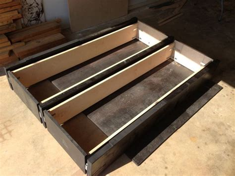 Truck Bed Drawers Diy by 76 Best Images About Diy Car Vault Truck Bed Drawers On
