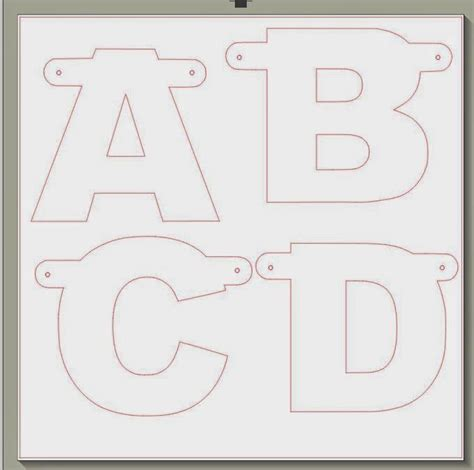 letter templates for banners 25 unique printable banner letters ideas on