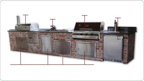 Rustic Backyards Drop In Grills For Outdoor Kitchens Kenangorgun Com