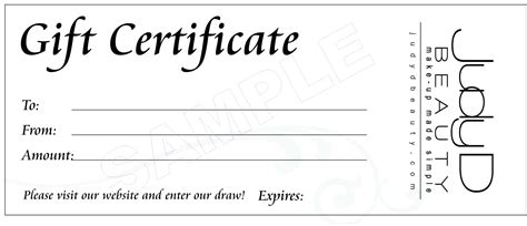 dental gift certificate template template dental gift certificate template
