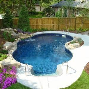 mini pools for small backyard ideas for the home