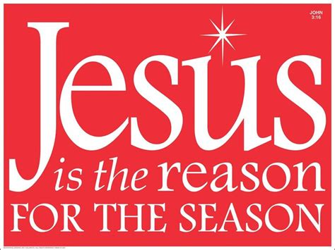 jesus  reason   season images jesus   reason   season yard sign places