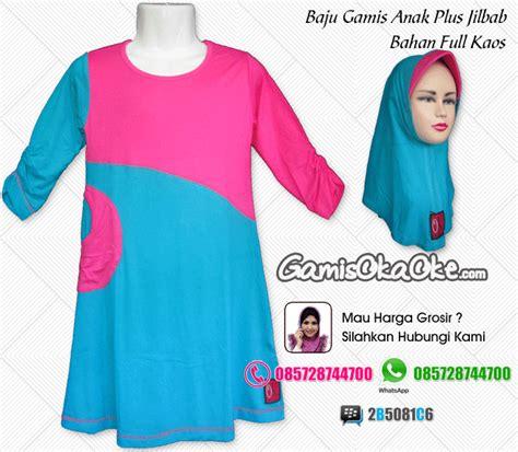 By Murah Bgt Baju Gamis Anak Perempuan Warna Biru Simple Dan Lucu koleksi gambar gamis anak oka oke warna dominan pink baju gamis anak oka oke