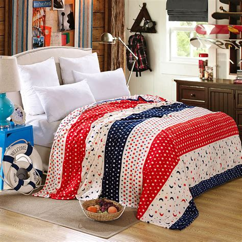 adults in bed hot hot sale 3 sizes coral fleece blanket on the bed home adult beautiful blanket warm