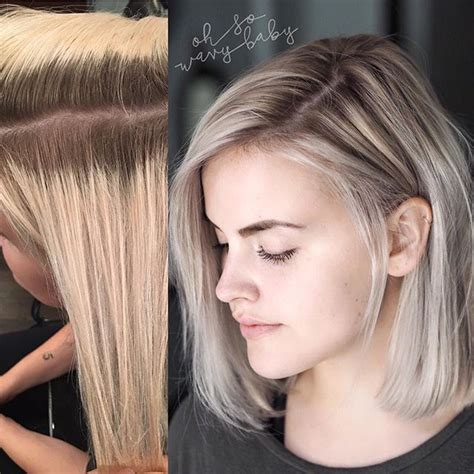how to grow out highlights grow out short fine hair styles short hairstyle 2013 of