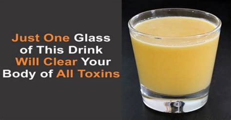 Toxin Rid Detox Drinks by Get Rid Of Toxins By Just One Cup Of This Drink