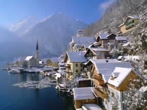 world beautifull places hallstatt beautiful austria