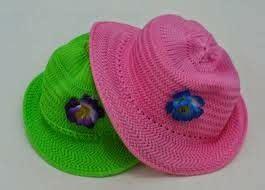 Topi Anak Perempuan 3 aneka gambar model topi anak anak pusat model