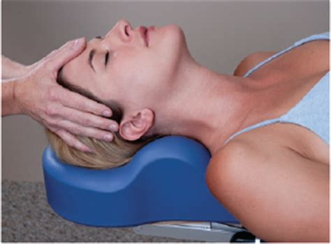 Omni Cervical Ease Tractioning Pillow by Omni Cervical Ease Pillow Omni Cervical Relief Pillow