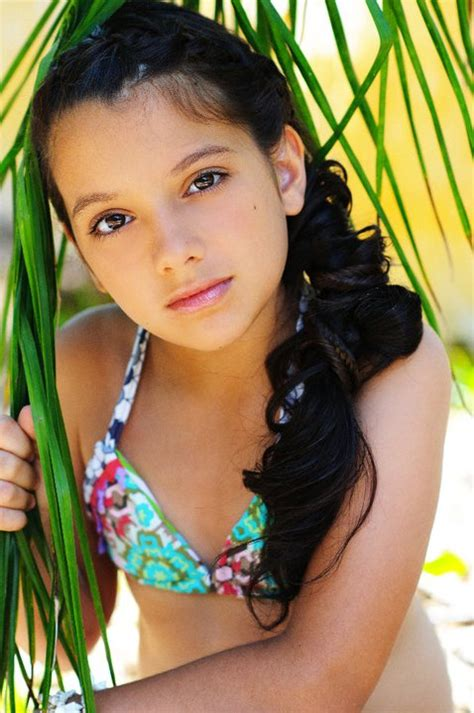 model teen talented kids and teens model actress nelly bitros