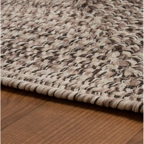 Rustic Outdoor Rugs Colonial Mills Braided Indoor Outdoor Area Rug 5x7 Rustic Tweed 9754y Save 82