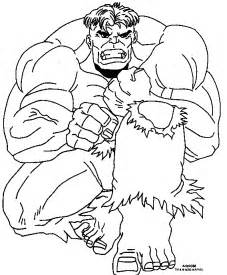 hulk coloring pages coloringpagesabc