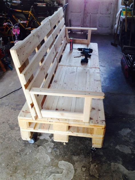 diy pallet sofa instructions 35 super cool diy sofas and couches page 3 of 4 diy joy