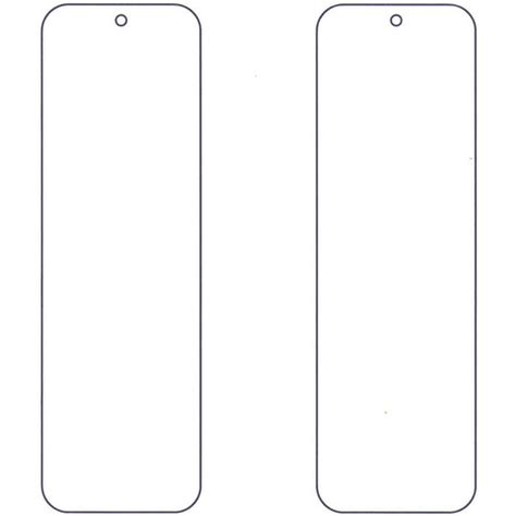 plain bookmark template bookmark template image by oliverid5 on photobucket
