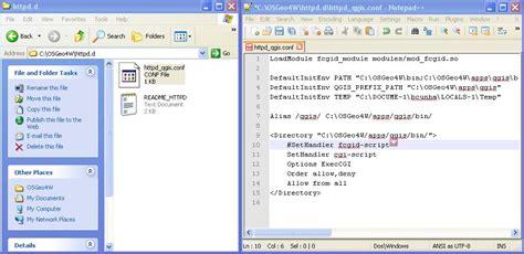 tutorial qgis server how to get qgis server getcapabilities working on windows