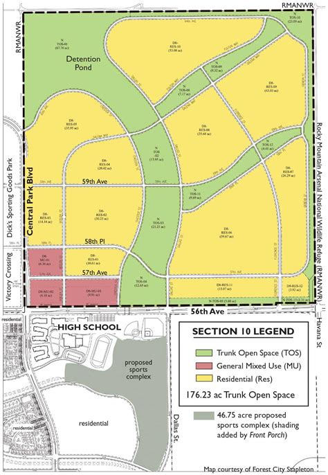 section 10 sports development update section 10 sports complex and 26th