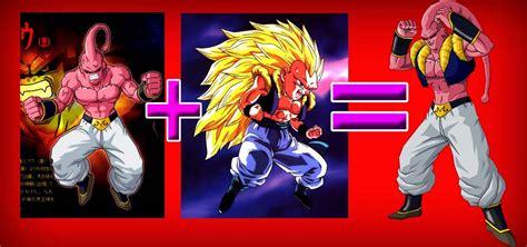 imagenes de goku todas las fusiones todas las fusiones de dragon ball z gt im 225 genes taringa