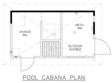 cabana i plan freestone stock house plans pool cabana pool house floor plans