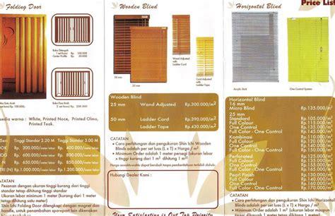 Jual Tirai Krey Kayu Kaskus jual macam macam tirai krey kayu bambu canopy mini