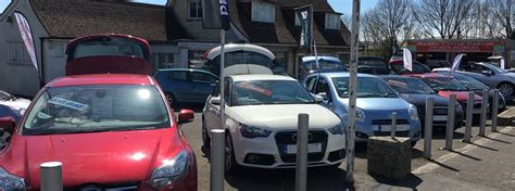 Vauxhall Garage Poole by L Of A Car Used Car Sales In Poole And Dorchester Used