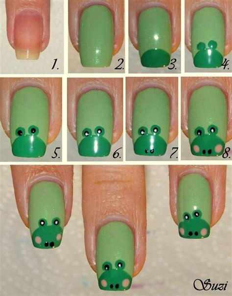 Frog Nail Design