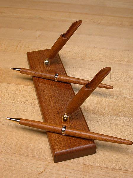 pen desk set jeb s pens custom desk pens mahogany pen