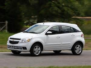 2011 chevrolet agile pictures information and specs