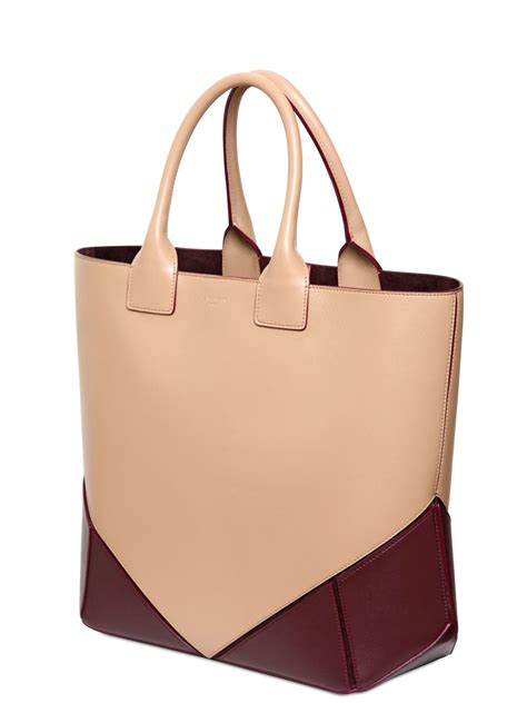 Givenchy Two Tone Purse by Givenchy Easy Two Tone Nappa Leather Tote Bag In