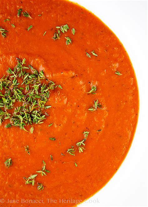 italian cold tomato soup
