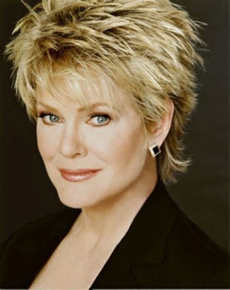 short hair styles for older women photos of short haircuts for older women short