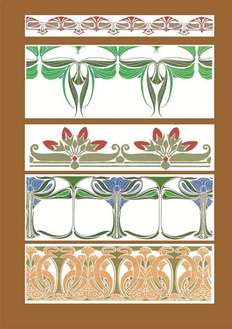 design art australia online art nouveau design motifs sle board online in