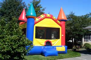 bouncy house rentals dunk tank burlington bellingham