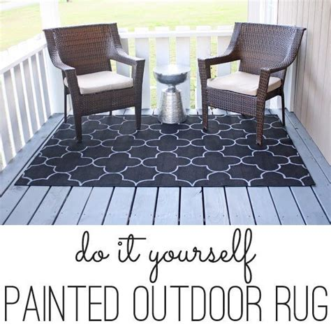 Painting An Outdoor Rug 25 Best Ideas About Paint A Rug On Painting Rugs Paint Rug And Diy Rugs