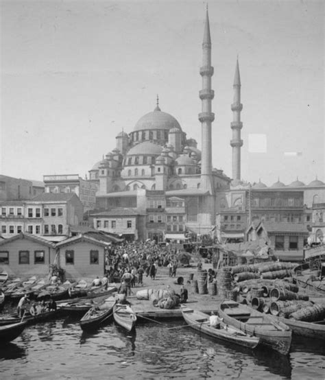 Ottoman Istanbul In The 1900 S Travel Inturkey What Is Ottoman Empire Istanbul