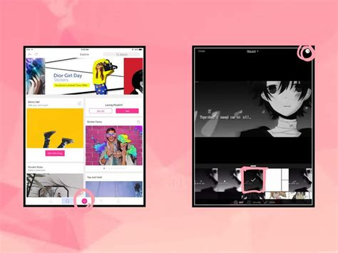 picsart ios tutorial ios tutorial recoloring black gifs anime amino