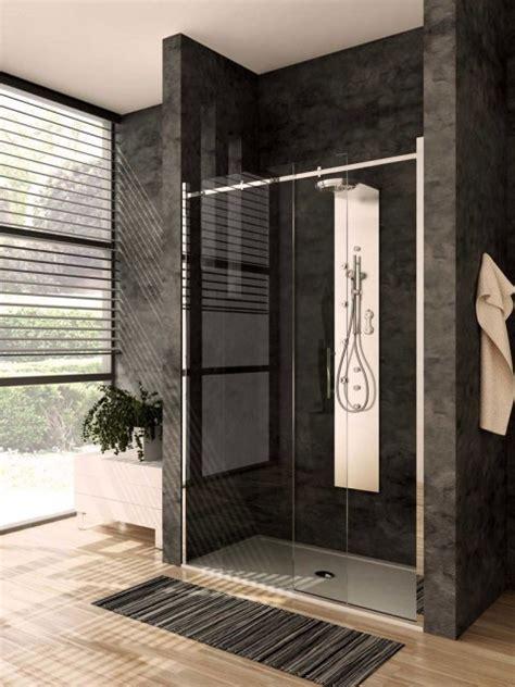 doccia a nicchia porta scorrevole per doccia a nicchia quot qubo quot