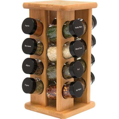 diy rotating spice rack revolving spice rack plans