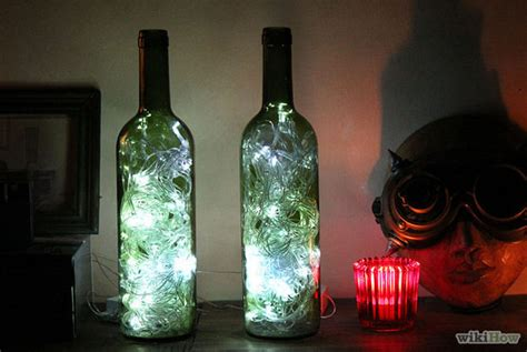 23 amazing things you can do with empty wine bottles