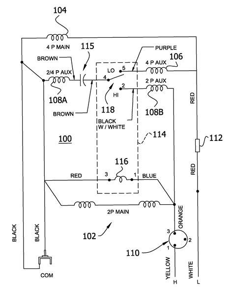 permanent split capacitor vs split phase permanent split phase motor wiring diagram 42 wiring diagram images wiring diagrams