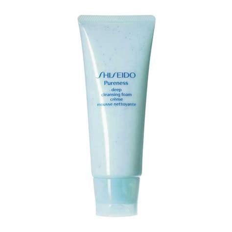 shiseido pureness deep cleansing foam 100ml 1374827061