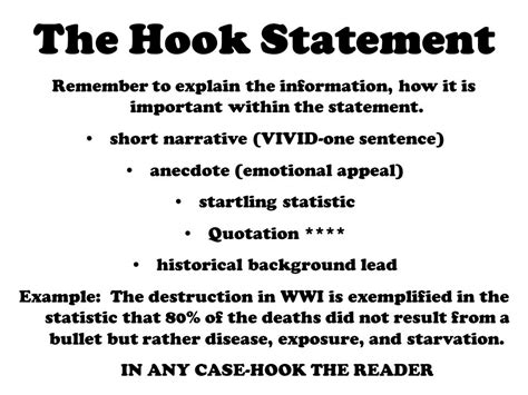 Hook Sentences For Essays by The 5 Paragraph Essay Roadmap To Success Ppt