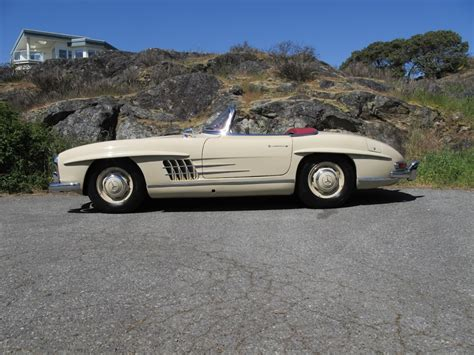 mercedes 300sl for sale 1960 mercedes 300sl roadster german cars for sale
